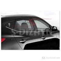 S-Dizayn Hyundai İx35 Cam Çıtası 6 Prç. P.Çelik (2010>)