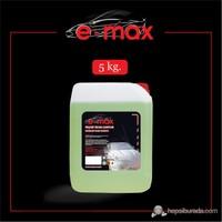 E-max PRO FIRÇASIZ Yıkama Şampuanı 5 KG KONSANTRE (ECO)