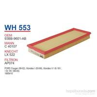 Wunder FORD MONDEO 1.6i , 1.8 , 2.0 16v , COUGER Hava Filtresi OEM NO: 93BB-9601-AB