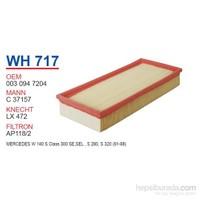 Wunder MERCEDES 140 KASA S280 - S320 Hava Filtresi OEM NO:30947204
