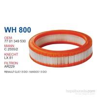 Wunder RENAULT 9-11-19 Hava Filtresi OEM NO: 7701349530