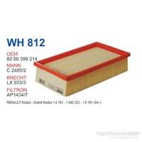 Wunder RENAULT CLiO III Y.M Hava Filtresi OEM NO: 8200399214