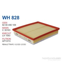 Wunder RENAULT TRAFİC II 2.0 DCİ -2.5 DCİ Hava Filtresi OEM NO: 8200490109