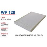 Wunder Vw Golf 7 Kasa Polen Filtresi Oem No:5Q0819644