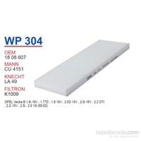 Wunder OPEL VECTRA B 1.6i-1.7TD-1.8i-2.6 V6-98 Polen Filtresi OEM NO: 1808607