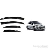ModaCar AeroVisor® MUGEN STYLE Peugeot 207 Ön Arka Rüzgarlık Seti 42b077