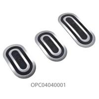 Sparco Progetto Corsa Urban Pedal Seti Siyah OPC04040001