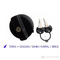 Modacar Tofaş 131 - Lada Samara Depo Kapağı 840305