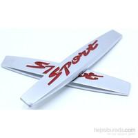 ModaCar Metal SPORT Yazı 103075