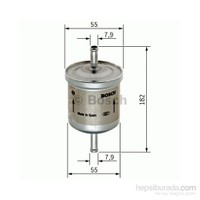 Bosch - Yakıt Filtresi Focus 1.6İ 08.1998-05.2005 - Bsc F 026 403 009