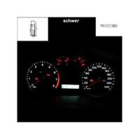 Schwer T5 Tip Gösterge Beyaz Ledli Ampül(5 Adet) 9641