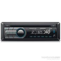 Kamosonic KS-1345 DVD-MP3-MP4-USB-SD 4x50W Oto Teyp