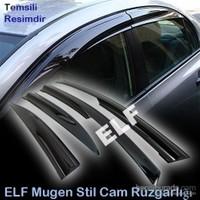 Elf Peugeot 407 Mugen Cam Rüzgarlığı