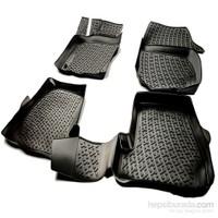 L.Locker Fiat Doblo 2010-2014 3D Havuzlu Paspas