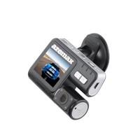 Azemax Ak-410 Full Hd 1080P Çiftli Araç İçi Kamera+ Geri Görüş Kamerası
