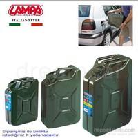Lampa Jerry-Can Askeri Metal Benzin Bidonu 10 L 67001