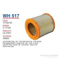 Wunder FIAT DUCATO (KISA) Hava Filtresi OEM NO: 71736135