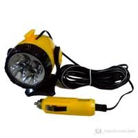 Autocsi CFL Mıknatıslı 5 Led Araç Feneri 20118