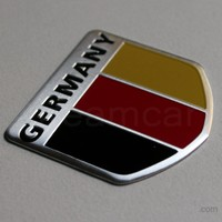 Dreamcar Germany 2 Metal Amblem