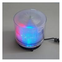 Dreamcar Döner Lamba Kırmızı-Mavi Flash Işıklı Mıknatıslı 12 V 3526002