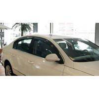 Z tech Volkswagen Passat 2005/2010 arası Mugen tipi Ön/Arka Set Cam Rüzgarlığı