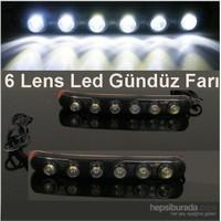 Daytime Bükülebilir Esnek 6 Ledli Gündüz Lambası LR2022