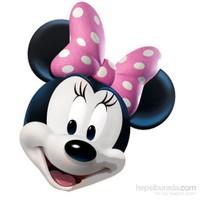 Minie Mouse Disney Land Sticker 9x9 cm