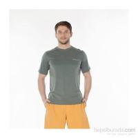 Columbia Am6278-338 Sun Ridge Novelty Sleeve Erkek T-Shirt