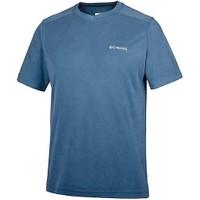 Columbia Am6278-452 Sun Ridge Novelty Sleeve Erkek T-Shirt