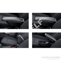 Citroen C4 2011/2014 Kolçak - Araca Özel Siyah