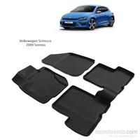 Volkswagen Scirocco 3D Paspas