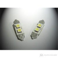 Z tech Canbus lı 2 Ledli Beyaz Renk Sofid Tip Park Ampulü 14060