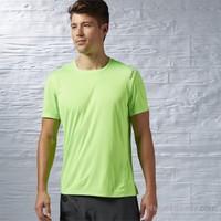 Reebok Aj2898 Wor Prem Tech Top Sgreen Erkek T-Shirt
