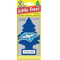 Little Trees Ocean Mist Araba Kokusu