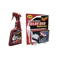 Meguiars Clay Bar İkili Set