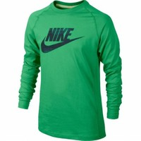 Nike 546611-305 R Co+ Ls Top (Concept) Çocuk T-Shirt