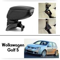 Schwer Volkwagen Golf 5 Koltuk Arası SİYAH Kol Dayama Kolçağı-8452