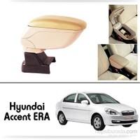 Schwer Hyundai Accent ERA Koltuk Arası BEJ Kol Dayama Kolçağı-8521