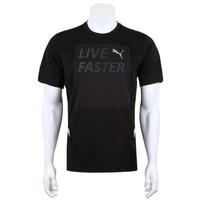 Puma Nightcat Logo S S Tee P513066 T-Shirt