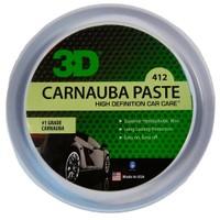 3D Katı Carnauba Wax 425 Ml.