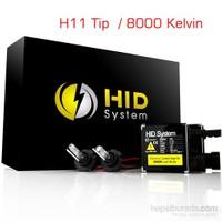 ModaCar Oscar H11 8000 K Xenon H.I.D Xenon Kit 01g024