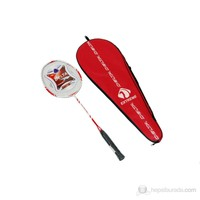 Delta Extreme Tek Parça Özel Full Çantalı Badminton Raketi
