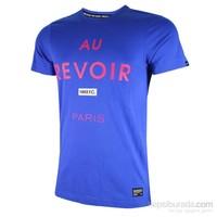 Nike 627094-480 Fc Au Revoir Top Erkek T-Shirt