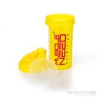Muscle Need Sarı Shaker