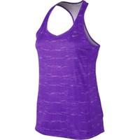 Nike Printed Miler Tank (Su15) Kadın T-Shirt Kolsuz