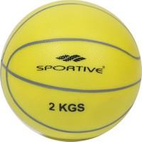 Sportive Spt Sağlık Topu 2 Kg.