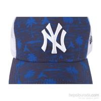 New Era Ne11245446 Tonal Palm Trucker New York Yankees Şapka-Bere