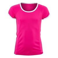 Wilson Nvision Elite Cap Pinkglo Kız Çocuk Tenis Kıyafeti
