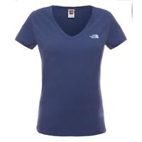 North Face T0a3h6 W S/S Simple Dome Tee Kadın Günlük T-Shirt T0a3h6a1l
