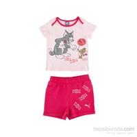 Puma Fun Tom Jerry Jr. Çocuk T-Shirt